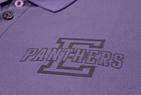 Laser Etched Polo Shirt